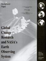 Global Change Research and NASA s Earth Observing System PDF