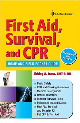 First Aid  Survival  and CPR PDF