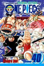 One Piece, Vol. 40