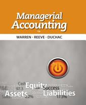 Managerial Accounting: Edition 12