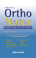 Ortho notes  Manuale tascabile per l esame obiettivo  Ediz  a spirale PDF