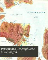 Petermanns Mitteilungen