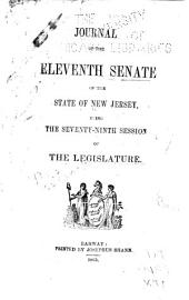 Journal of the ... Senate of the State of New Jersey ...: Volume 79