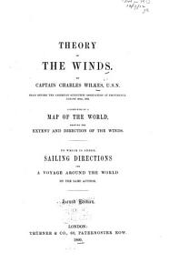 Theory of the Winds PDF