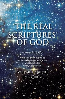 The Real Scriptures  of God Book