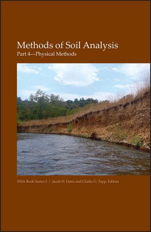 Methods of Soil Analysis  Part 4
