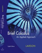 Brief Calculus: An Applied Approach: Edition 8