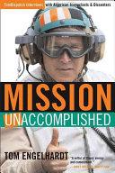 Mission Unaccomplished