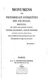 Victoires, conquêtes, revers et guerres civiles des Français, depuis les Gaulois jusqu'en 1792: Volume19