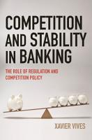 Competition and Stability in Banking PDF