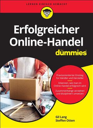 Erfolgreicher Online Handel f  r Dummies PDF