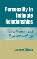Personality in Intimate Relationships PDF