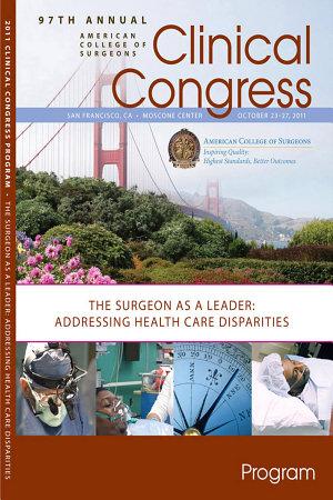 Clinical Congress Program Book 2011 PDF