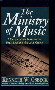 The Ministry of Music Book