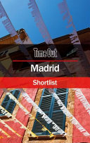 Time Out Madrid Shortlist PDF