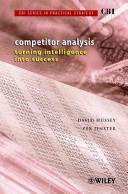 CBI Series in Practical Strategy  Competitor Analysis PDF