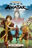 Avatar  The Last Airbender   The Search Part 1 PDF