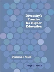 Diversity s Promise for Higher Education PDF