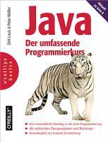 Java   Der umfassende Programmierkurs PDF