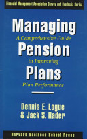 Managing Pension Plans
