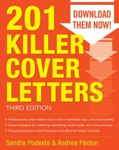 201 Killer Cover Letters Third Edition: Edition 3