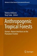 Anthropogenic Tropical Forests PDF