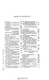 The Unitarian Review: Volume 16