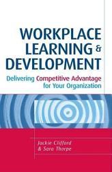 Workplace Learning Development Book PDF