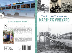 Rise of Tourism on Martha s Vineyard  The