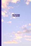 Skydiving Log Book
