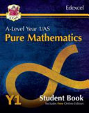 New A-Level Maths for Edexcel: Pure Mathematics - Year 1/AS Student Book (with Online Edition)