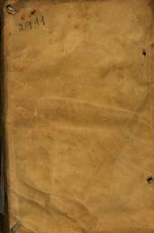 Dictionarium medicum, vel expositiones vocum medicinaliu[m] ...