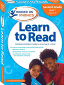 Hooked On Phonics Learn To Read Second Grade
