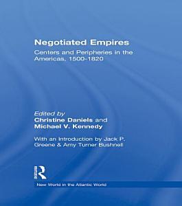 Negotiated Empires PDF