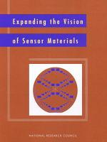 Expanding the Vision of Sensor Materials PDF