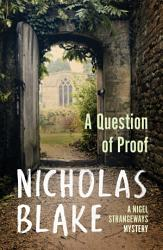 A Question Of Proof Book PDF