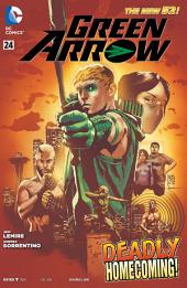 Green Arrow (2011-) #24