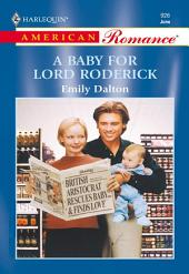 A Baby for Lord Roderick