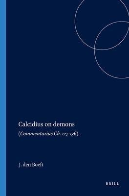 Calcidius on Demons