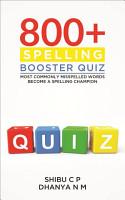 800  Spelling Booster Quiz PDF