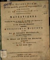 De Graecorum verbis mediis, passivis, deponentibus recte discernendis ac de deponentium usu