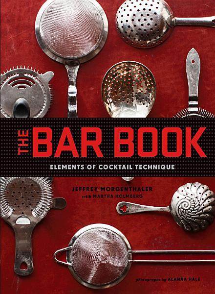 Download The Bar Book Book