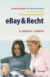 eBay & Recht: Ratgeber für Käufer und Verkäufer