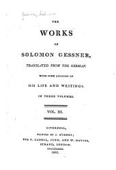 The works of Solomon Gessner: Volume 3