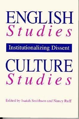 English Studies culture Studies