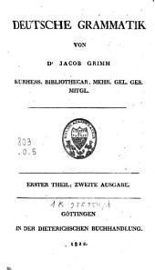 Deutsche Grammatik: Teil 1