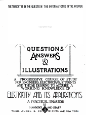 Hawkins Electrical Guide ...: A. c. wiring, power stations, telephone work