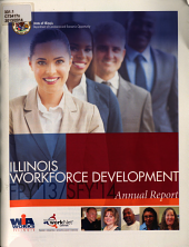 Illinois Workforce Development Annual Report