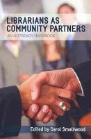 Librarians as Community Partners PDF