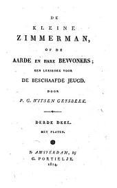 De kleine Zimmerman, of De aarde en hare bewoners: een leesboek voor de beschaafde jeugd